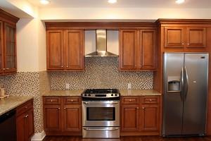 steel appliances in your kitchen